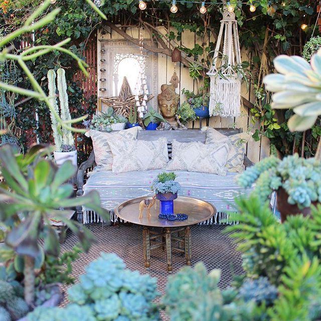 37 Beautiful Bohemian Patio Designs: 25+ Best Ideas About Bohemian Patio On Pinterest