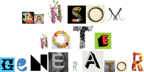 10 best ransom note designs images on pinterest notes typography ransom notes no more cutting letters out of the newspaper this should come in handy spiritdancerdesigns Choice Image