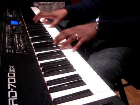 So Amazing - Luther Vandross (Piano Cover) by Robert Chambers