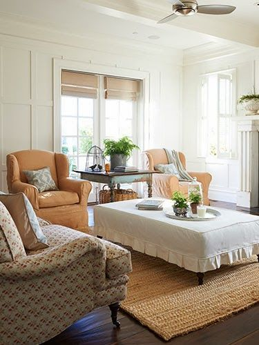 NINE + SIXTEEN: Inspiration | California Farmhouse with East Coast Architecture (from Country Living Magazine)
