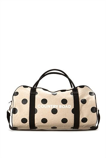 I need a new CR tote, my old one is old and has a big stain on the bottom.  :( plus... spots!