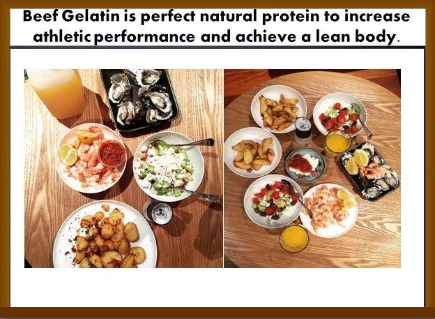 Collagen Hydrolysate Beef Gelatin by nustrength.deviantart.com on @DeviantArt