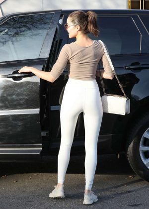 c52f6d9b027b0 Olivia Culpo in Skin Tight Leggings out in West Hollywood – GotCeleb ...