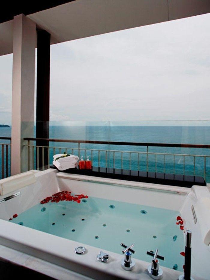 19 best images about spa jacuzzi on pinterest backyard - Week end chambre avec jacuzzi privatif ...