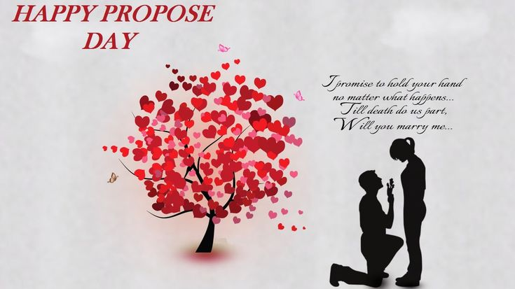 Happy Propose Day HD Wallpapers #Fun #lol | Fun | Pinterest ...