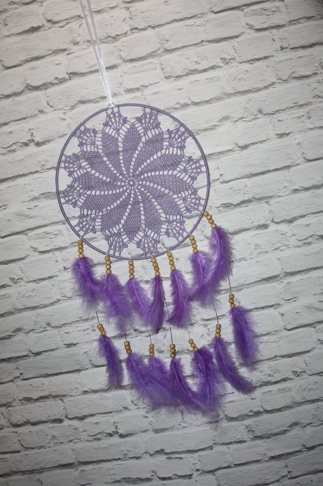 Large Lavender Dreamcatcher   #dreamcatcher #dreamcatcher , #crochetdreamcatcher , #lacedreamcatcher , #bohodreamcatcher , #bohostyle , #bohochic , #boho , #hippiedecor , #bohemianstyle , #makatarina, #etsyshop , #girly #crochetinglove , #crochetart , #bohowalldecor , #hippie, #bohochic , #bohostyle , #crocheteddreamcatcher, #gypsy, #gypsystyle #photoprop #backdrop