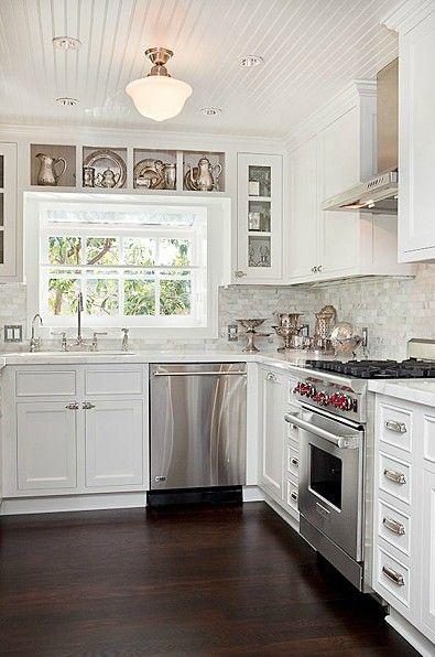136 best kitchens images on pinterest | kitchen backsplash, dream