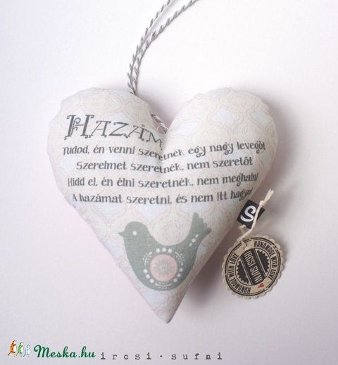 #heart #sewing #hungary #deniz