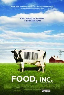 In Food, Inc., filmmaker Robert Kenner lifts the veil on our nation's food industry, exposing the highly mechanized underbelly that's been hidden from the American consumer with the consent of our government's regulatory agencies, USDA and FDA.
