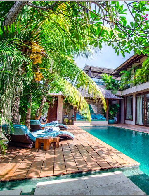 472 best images about bali interior design on pinterest for Pool design bali