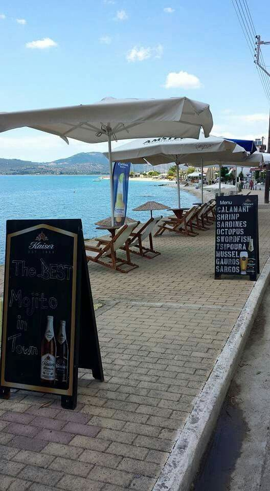 summer is here in greece, in paleros!!!