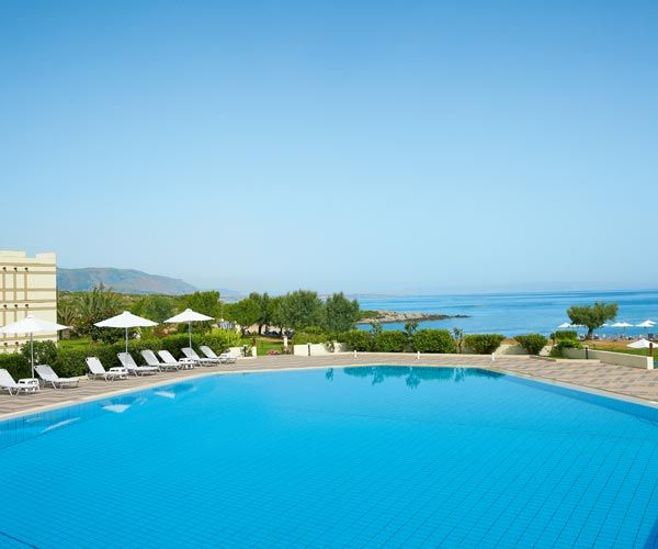 Crete all inclusive resort with activities and sports, Grecotel Meli Palace