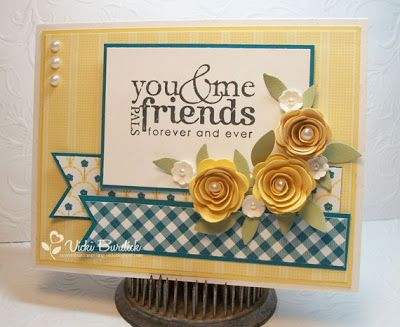 It's a Stamp Thing: Sweet Sunday........You & Me