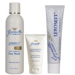 Gunilla of Sweden® Organic Skin Care Solutions™ (Official Website)