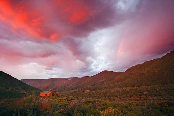 Simonskloof Mountain retreat, Koo Valley, Montagu, South Africa