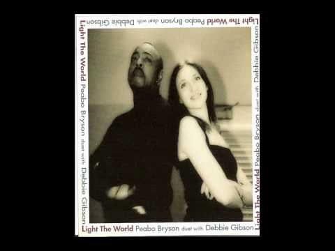 Peabo Bryson duet with Debbie Gibson - Light The World (album version)