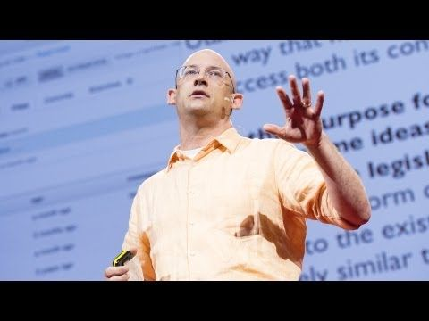 Clay Shirky on How the Internet Will (One Day)Transform Government | The Atlantic 9/30