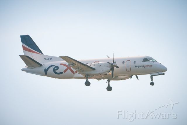 RXA Saab 340 (VH-RXN)
