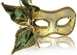 maschere veneziane donna - Cerca con Google