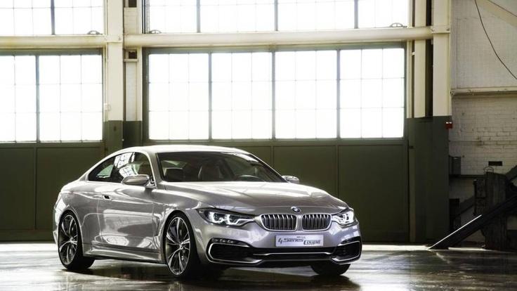 2013 BMW Concept 4 Series Coupe - BMW 4 Series Photos – RoadandTrack.com - Road & Track