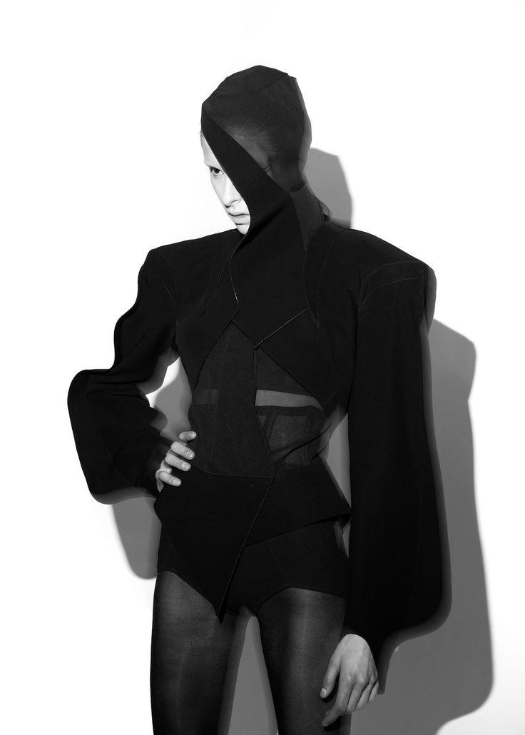 Mugler F/W 12: F W, All Black, 12 13 Mugler, Mugler Fall, Black Covers, Paris Fashion Weeks, Amen Fashion, Blackest Black, Mugler Fw12