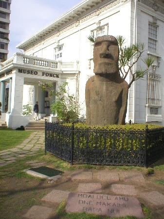 Fonck Museum in Viña del Mar