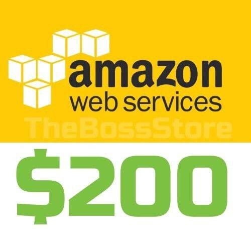 awesome $200 Amazon Internet Companies AWS Credit score Code EC2 SQS RDS Check more at https://aeoffers.com/product/gift-cards/200-amazon-internet-companies-aws-credit-score-code-ec2-sqs-rds/
