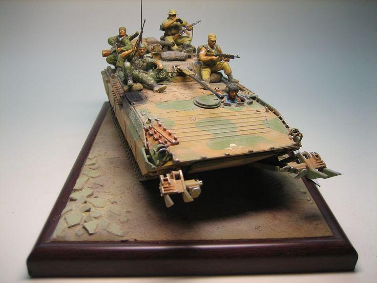 БМП-2Д. Афганистан. 1979-1989 гг. — Каропка.ру — стендовые модели, военная миниатюра