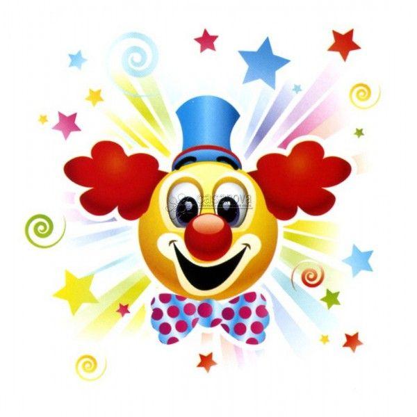 Fotomural Olly OL13056 Clowns Joy