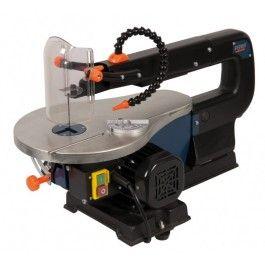 Ferm SSM1005 Figuurzaagmachine 90W | Elektrische figuurzaag