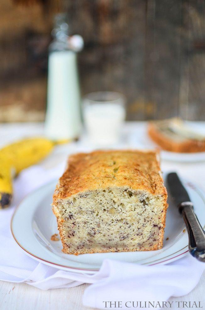 Der wohl weltbeste Bananenkuchen (banana bread)