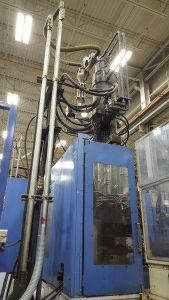 220 JSW Plastic Injection Molding Machine For Sale