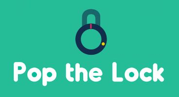 Pop the Lock is a fun game involving a lock. Tap the screen when red line is over the red dot. As the levels increase you must keep going as many times in a row