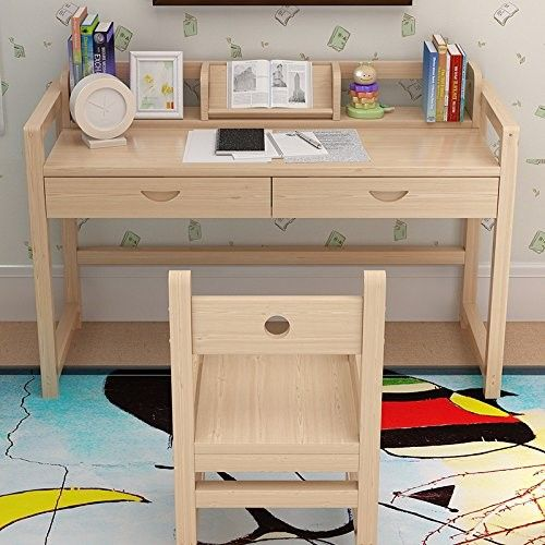 Pin On Small Desk Child desk and chair set