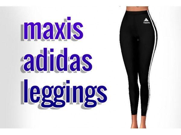 adidas leggings sims 4 cc