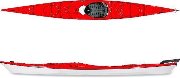 Delta Kayaks Delta 16 Kayak with Rudder