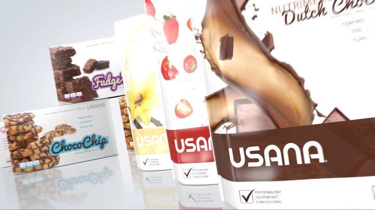 USANA Foods   USANA Video