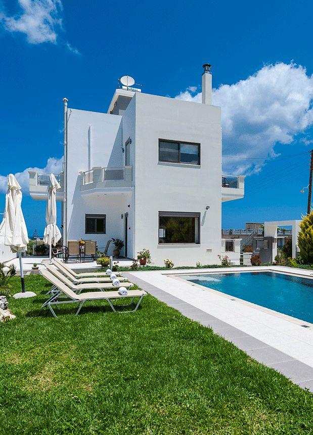 Villa Anastasia in Platanias, Chania, Crete