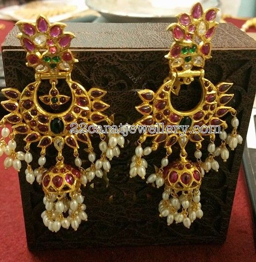 Chandbalsi-jhumkas-available-in-silver.jpg (528×540)