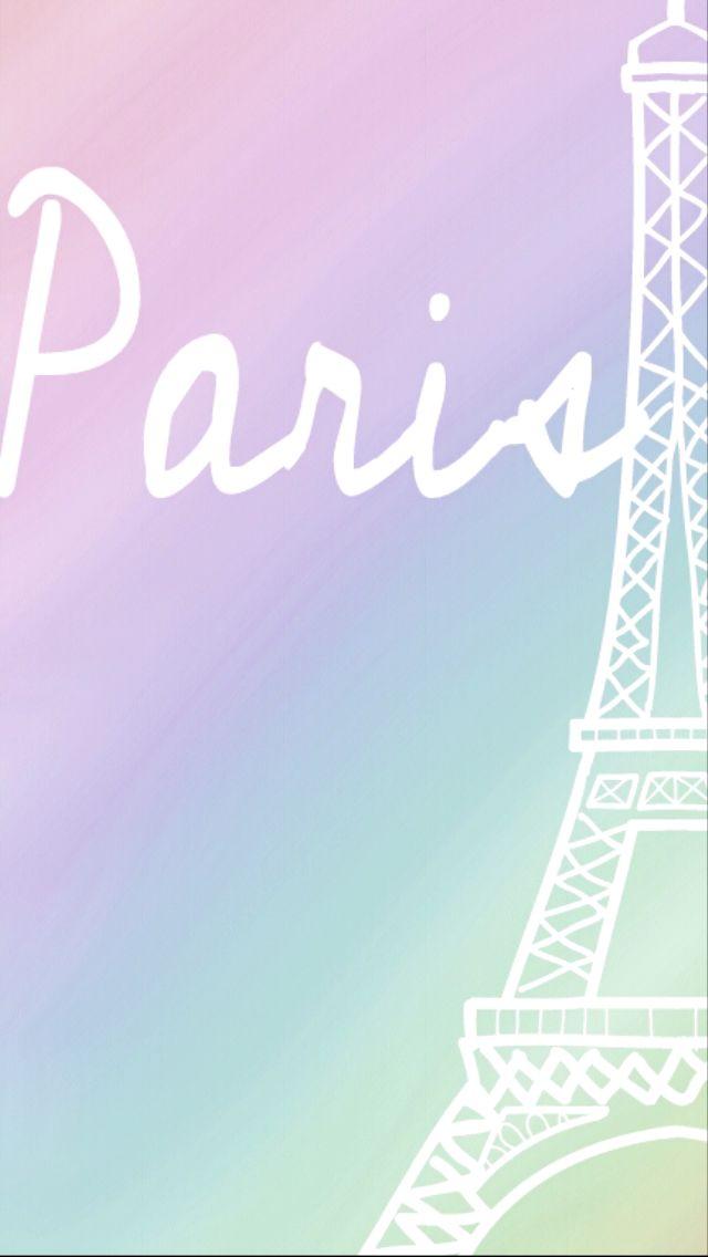 Cute Paris Wallpaper :)