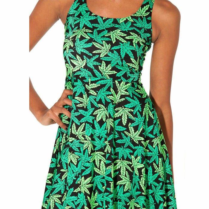 Marihuana dress