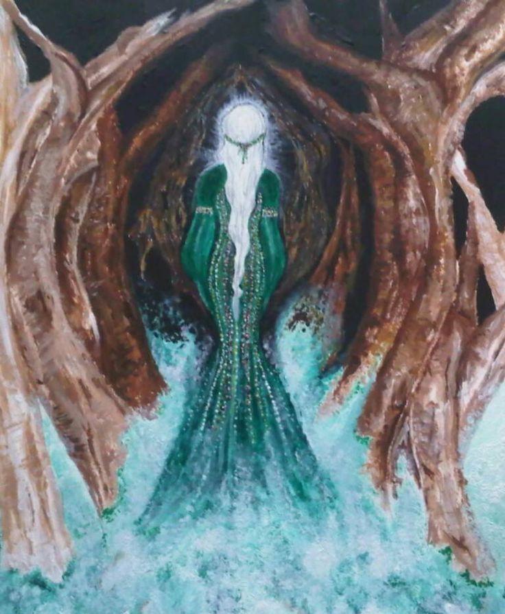 Woodland witch 1 by EtherealLink.deviantart.com on @deviantART