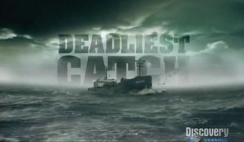 생명을 건 포획(Deadliest Catch) – Discovery Channel