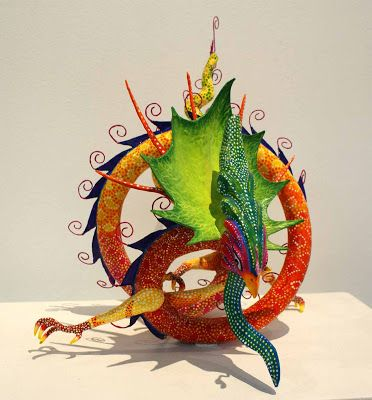 35 best paper mache creatures images on pinterest for Mexican arts and crafts for sale