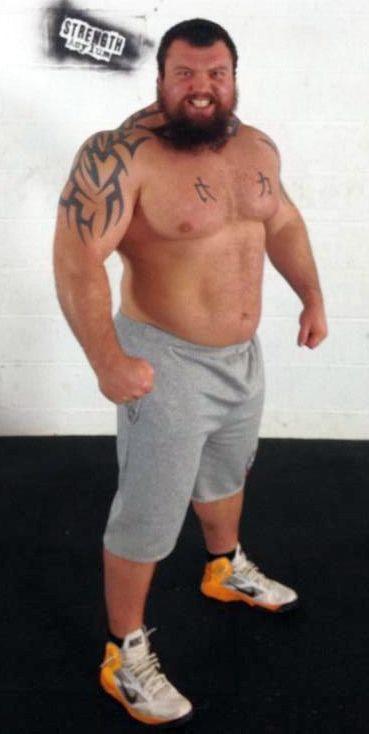 Tattoo Bull Barbu2 Eddie Hall Gym Men Eddie Hall