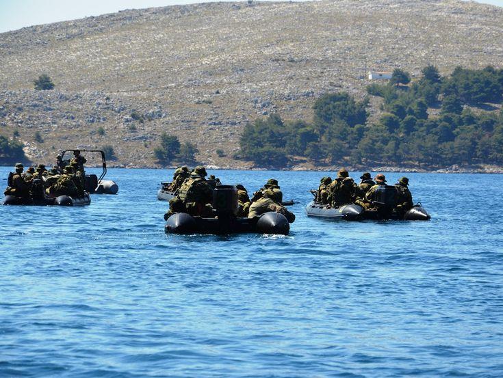 Γενική κινητοποίηση των δυνάμεων της ΑΣΔΕΝ στα νησιά – Τι συμβαίνει; (εικόνες, βίντεο)