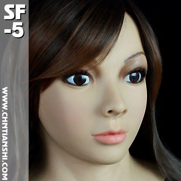 SF-5 CD CHANGE crossdress silicone female mask