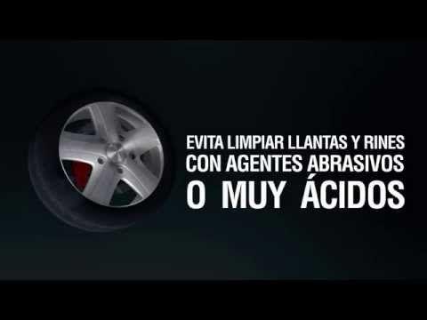 Recomendaciones para limpiar tus llantas. #Llantas #Carros #Autos #Motos