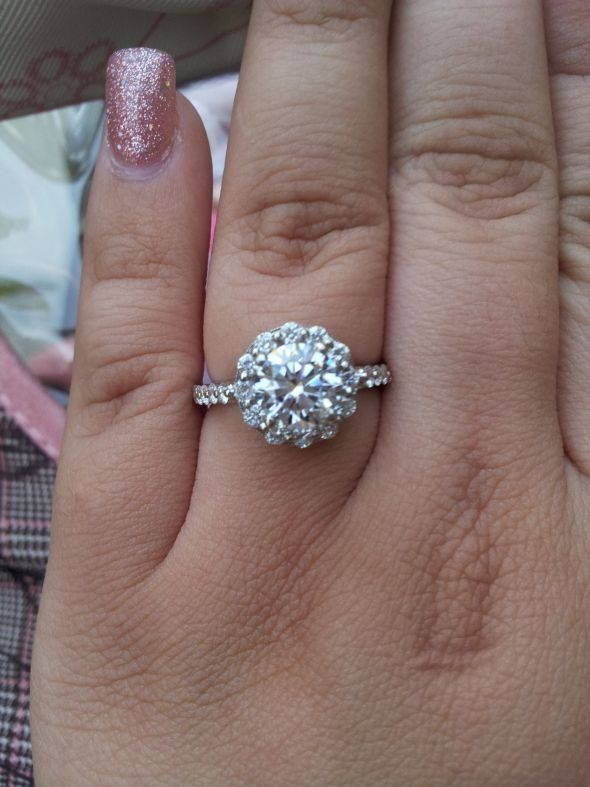 56 best Engagement Ring Ideas images on Pinterest Engagement