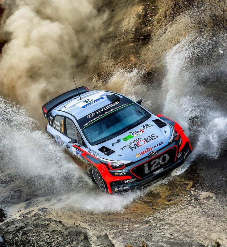 Hyundai World Rally Car
